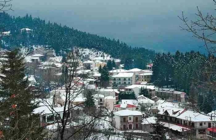 Οι 20 καλύτεροι χειμερινοί προορισμοί στην Ελλάδα
