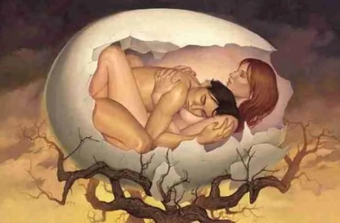 Αληθινή αγάπη σημαίνει προσφορά ηρεμίας και σταθερότητας