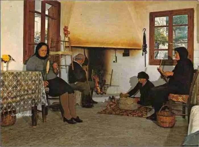"""Νοσταλγικές αναμνήσεις: Το σπίτι στο χωριό, τόση """"ομορφιά"""" κλεισμένη σε λίγα τετραγωνικά"""