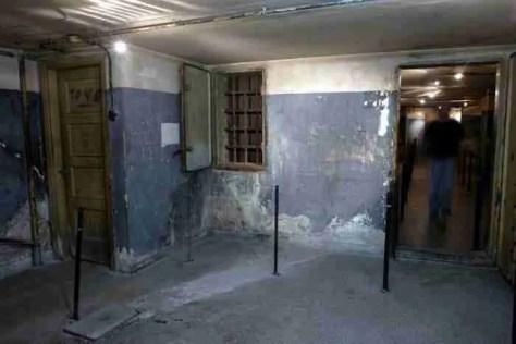 Εχεις κατέβει ποτέ στο υπόγειο της Κοραή 4;