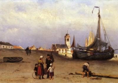 Katwijk: Wandelen in duin en dorp