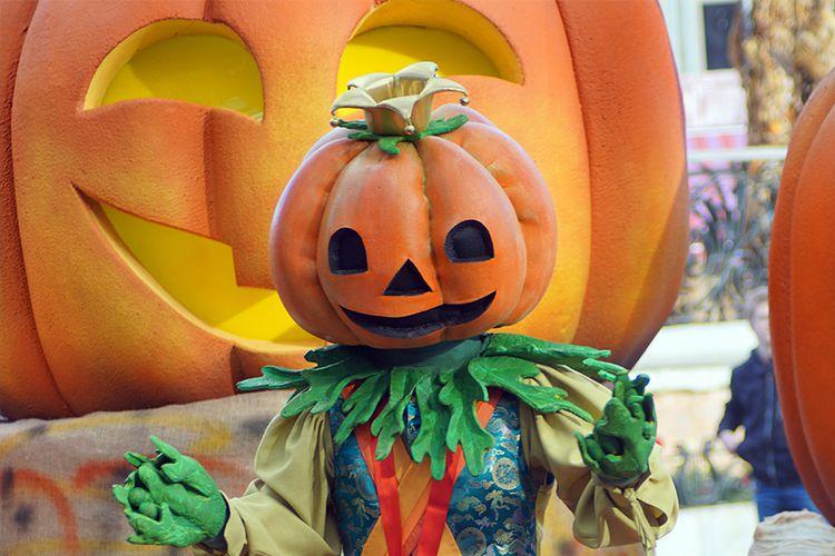 Tickets voor Halloween in Plopsaland in De Panne (2 p.)