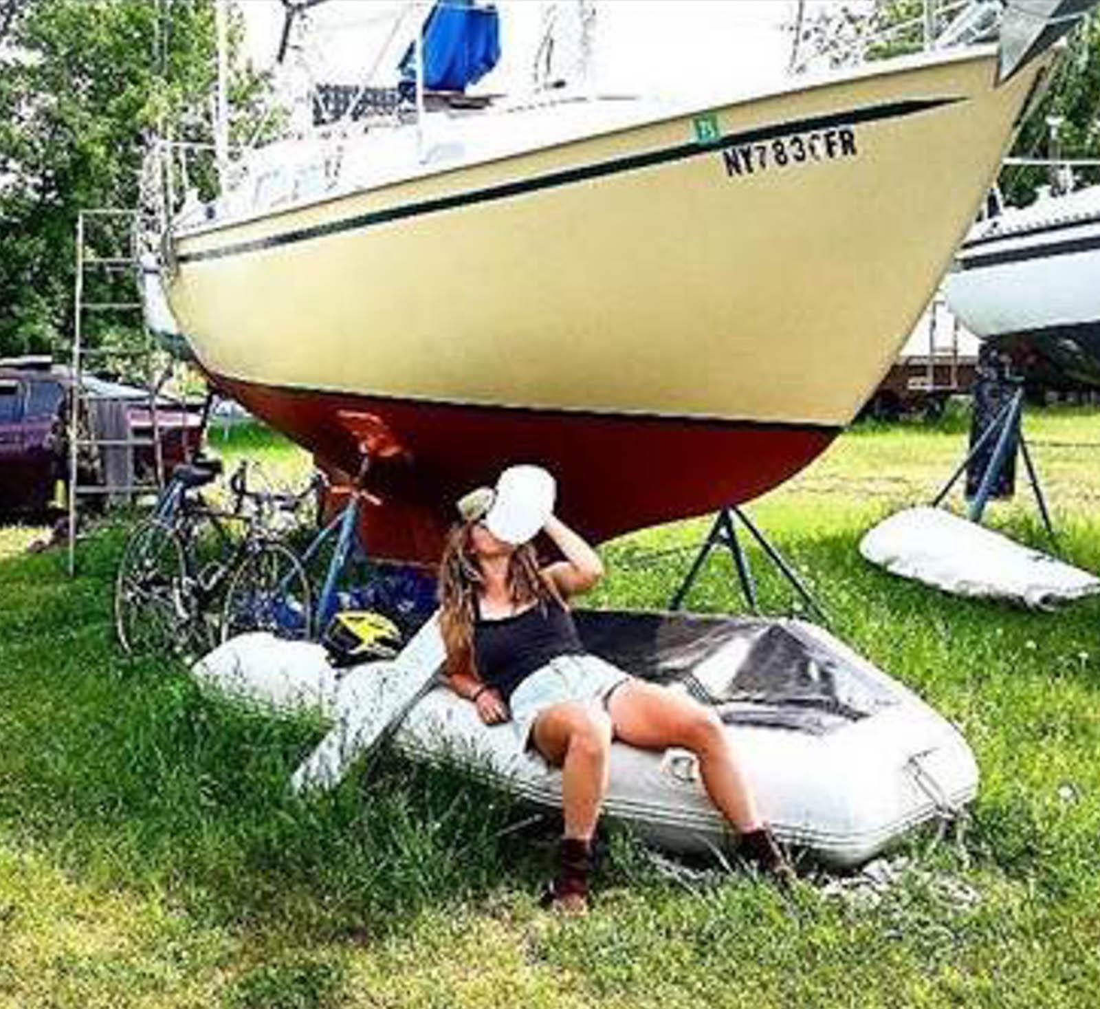 folkboat – Dinghy Dreams