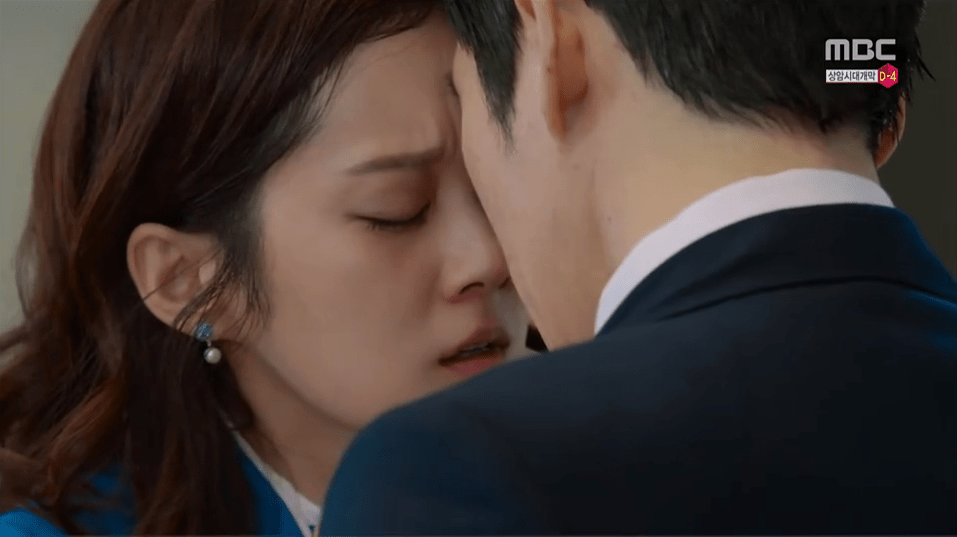 Fated to Love You Couple Embrace Kim Mi-Young