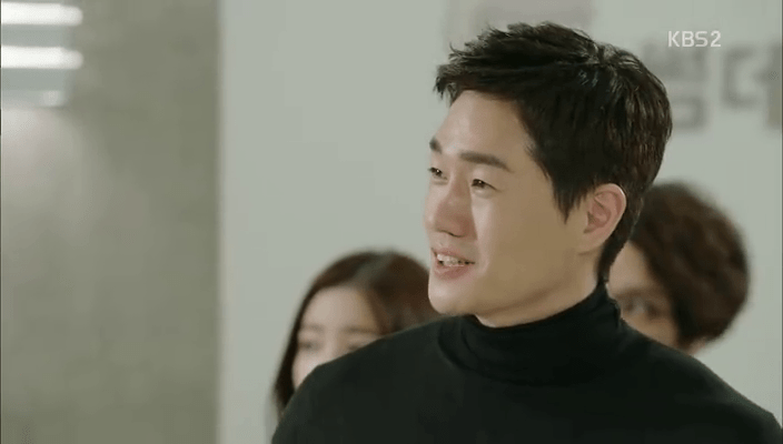 Yoon Jung Hee et Park Shi Hoo datant