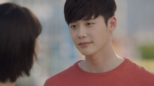 Lee Jong-Suk in While You Were Sleeping