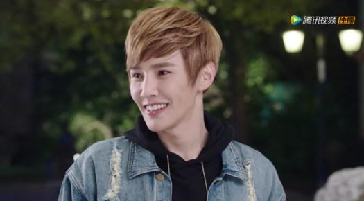Yan Xi as Yan Chufei in Stairway to Stardom