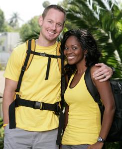 Ericka & Brian Amazing Race 15