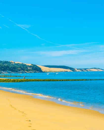 les plus belles plages du bassin d'arcachon