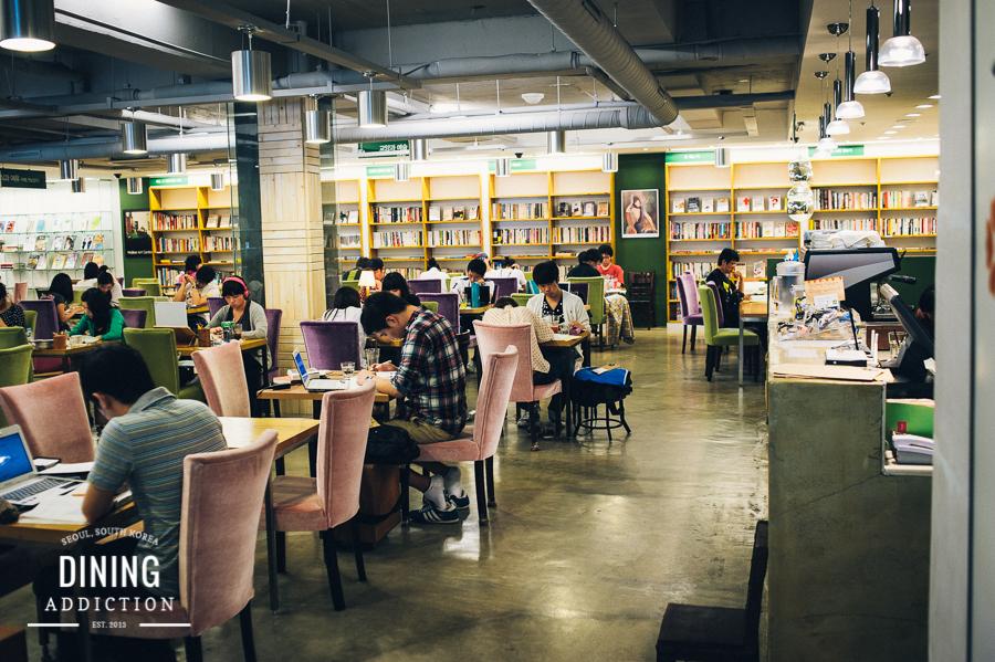 Rabbit Study Cafe Dining Addiction