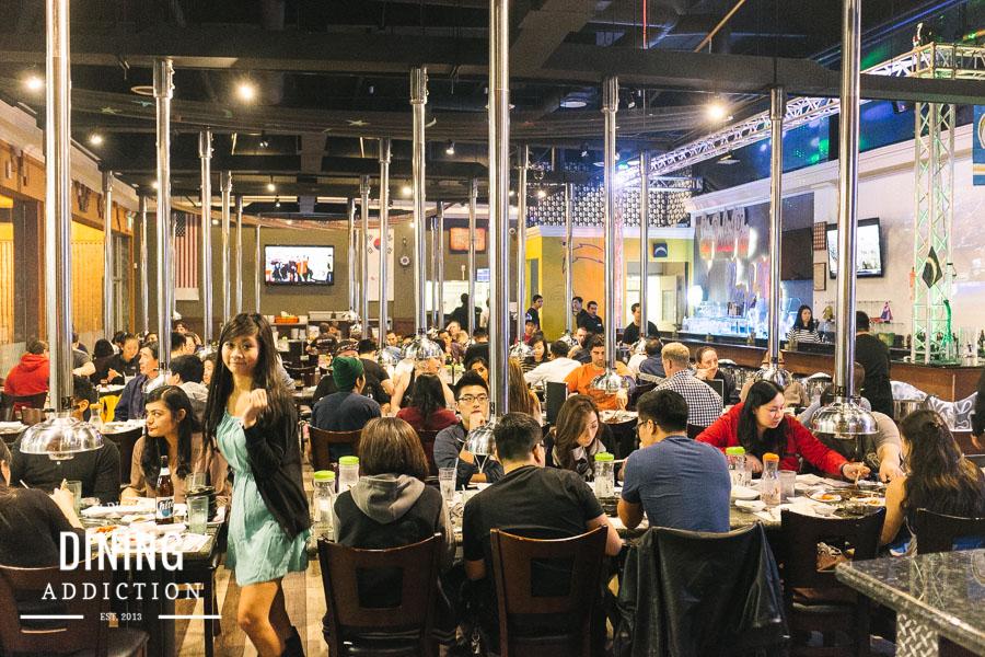 Taegukgi  Korean BBQ  Dining Addiction