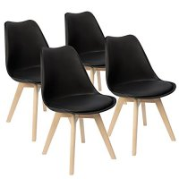 Furmax Eames Style Chair Mid Century Modern Dining Chair ...