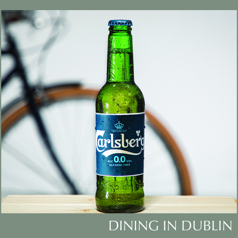 CARLSBERG LAUNCHES A NEW ALCOHOL-FREE BEER 'CARLSBERG 0.0' | Dining in Dublin Magazine