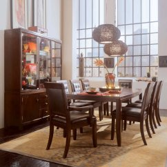 American Drew Tribecca Sofa Table Sectionals Sofas Cheap 7 Pc Leg Dining Set By