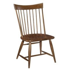 Unfinished Windsor Chairs Event Chair Covers Wholesale Kincaid Cherry Park Solid Wood Side Set Of
