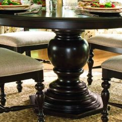 Paula Deen Kitchen Table Small Kitchens With Islands Home Round Pedestal In Tobacco By Dining ...