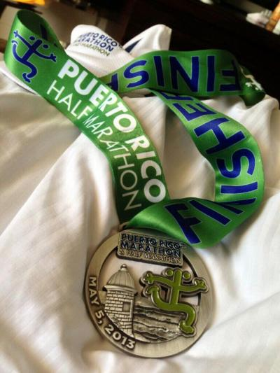 Running Through My Roots:  Puerto Rico Half Marathon