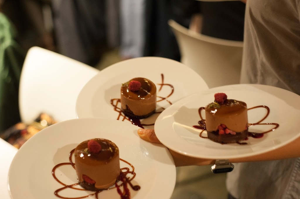Dessert at Ca la Nuri restaurant Barcelona