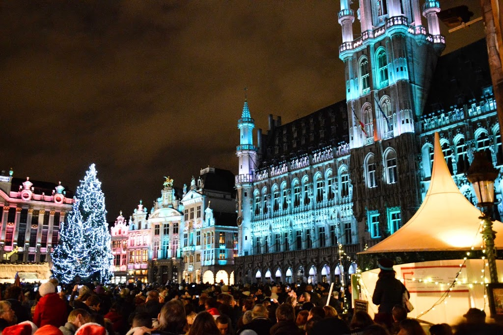 brussels christmas markets