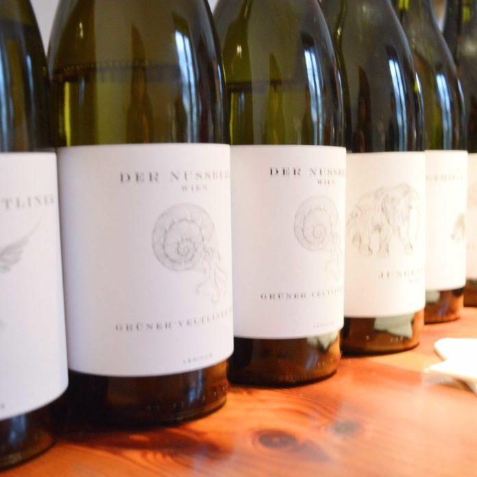 Vienna Wine: The Bottles at Lenikus
