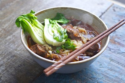 Recipe: Taiwanese Beef Noodle Soup