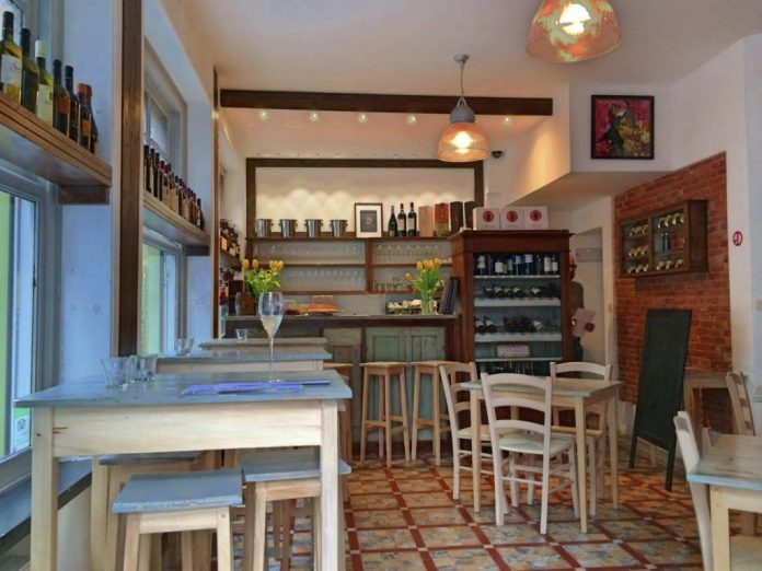 Winehouse Osteria Brussels