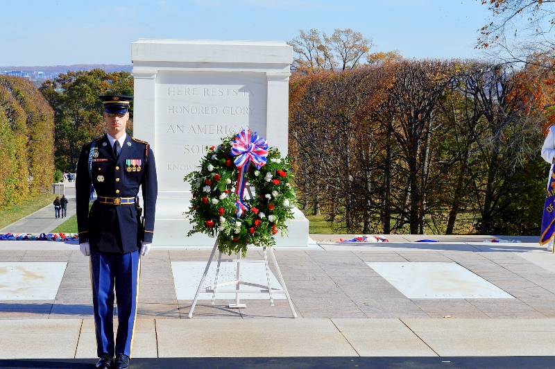 Things to do in Arlington VA Tomb of the Unknown Soldier