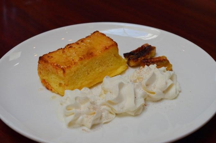 Sweet Soaked Spanish Toast at Jaleo Crystal City