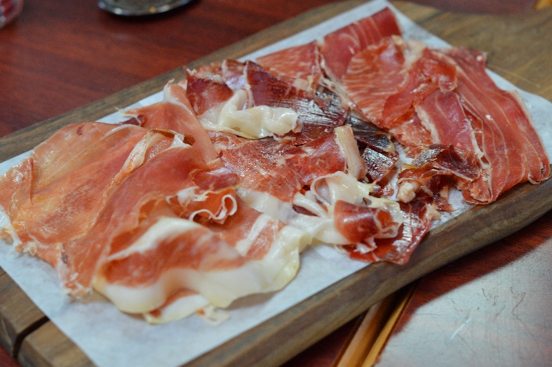 Jamon a Jaleo Crystal City