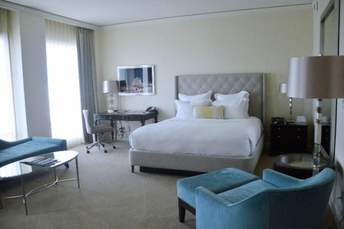 Room at the Ritz Carlton San Juan