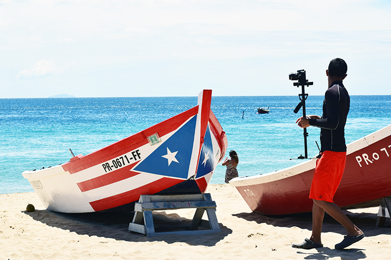 Dining Traveler Guide to Puerto Rico