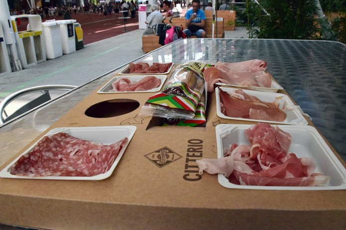 Expo Milano Food Citterio