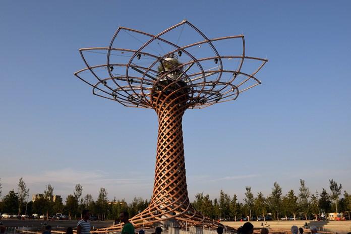 Expo Milano Tree of Life