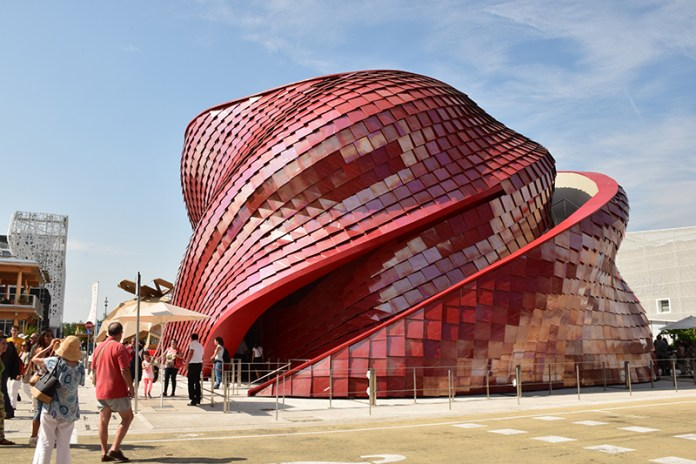 Vanke Exhibition at Expo Milano