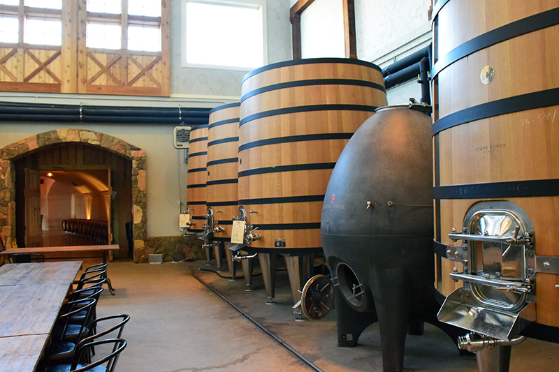 Loudoun County Wineries Stone Tower