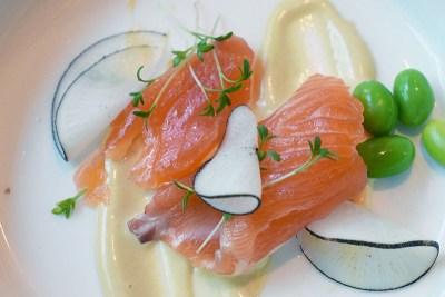 Travel Dining: The Gramm Restaurant