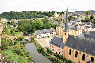 Two Days in Luxembourg City