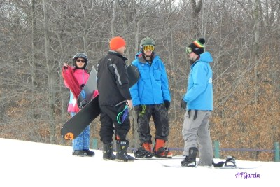 Pocono Mountains Ski Weekend