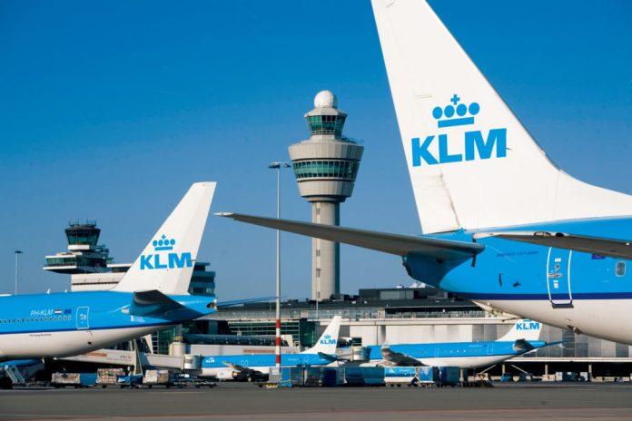Flying KLM, KLM Fleet at Schiphol Airport