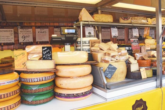 Getting Around in Holland, Cheese in Groningen