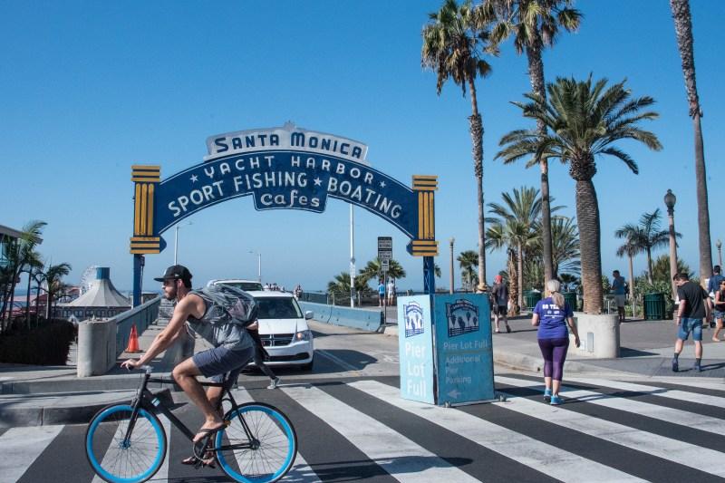 The neighborhood of Viceroy Santa Monica