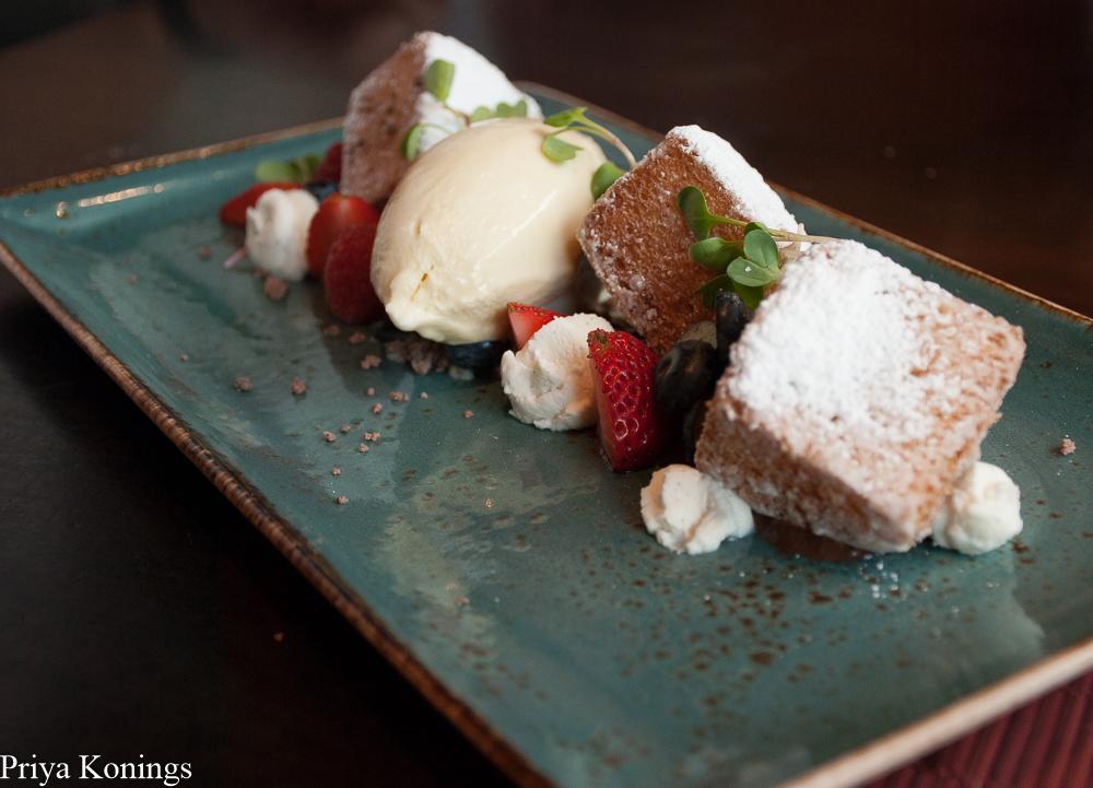 Dessert at Westend Bistro