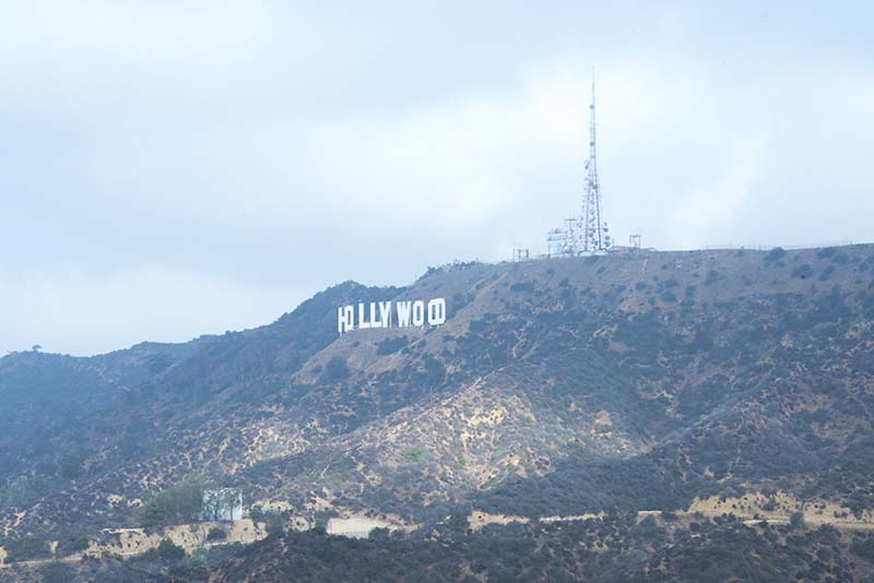 Two Days in LA: Hollywood Sign