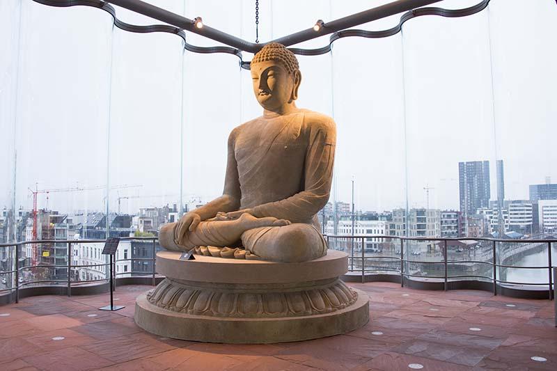 Two Days in Antwerp MAS Museum Buddha