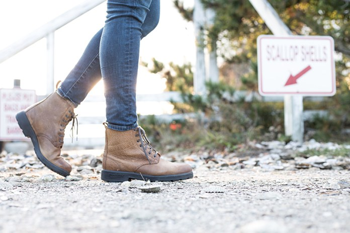 What to Pack for a Glamping Trip: Boots