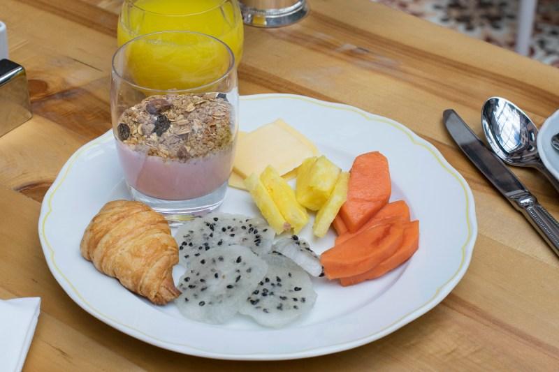 Four Seasons Casa Medina Breakfast