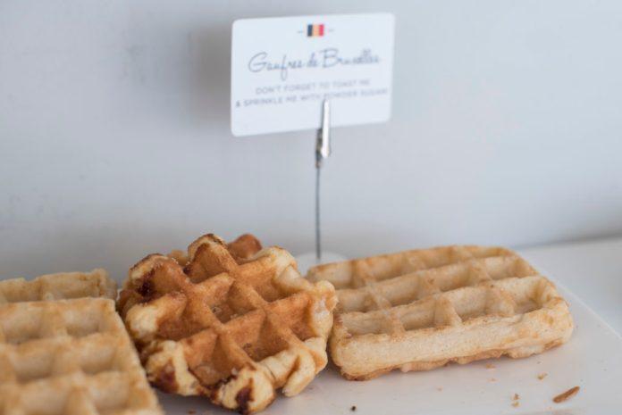 Made in Louise Brussels Breakfast Waffles