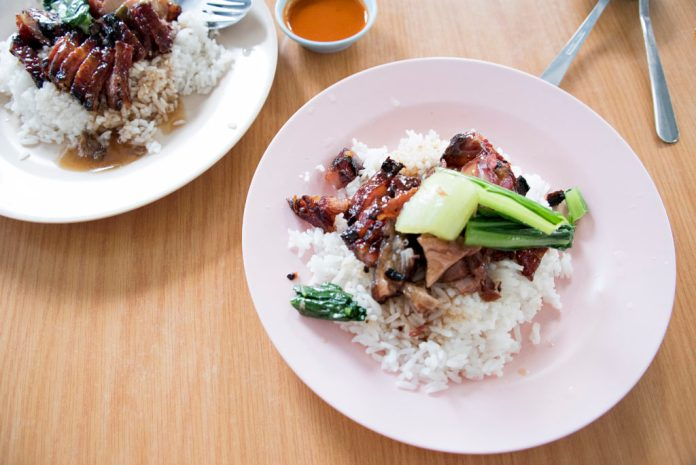 Singapore and Penang  Where to eat in George Town