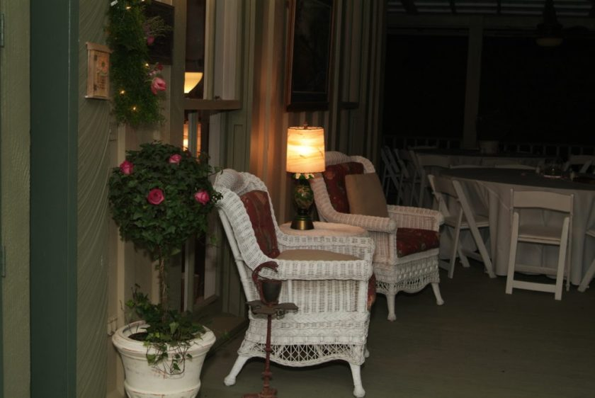 Porches and more