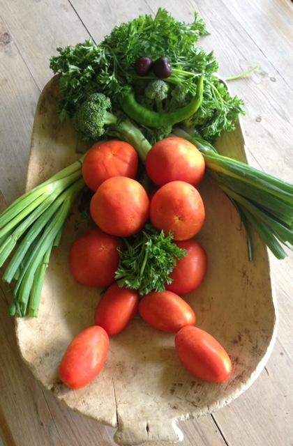 Cook vegetables while quarantined livin' la vida loca www.diningwithmimi.com